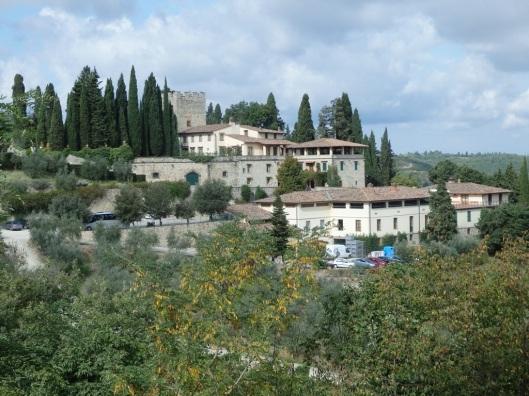 Castello Da Verrazzano in Chianti