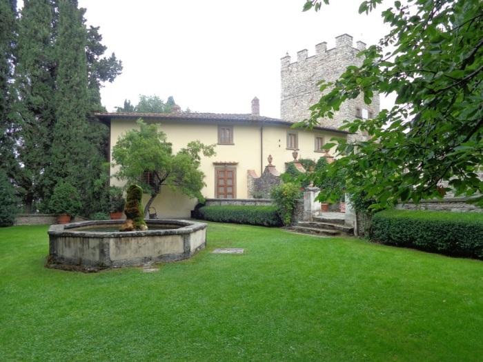 Castello Di Verrazzano in Chianti
