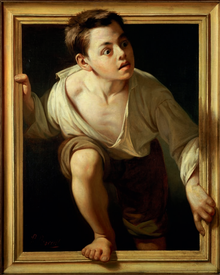 Escaping Criticism by Pere Borrell del Caso 1874
