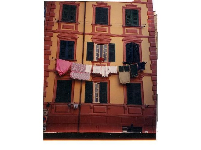 Camogli--what is real and what is not?