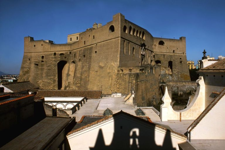 Castel Sant'Elmo, situated right next to San Martino Museum