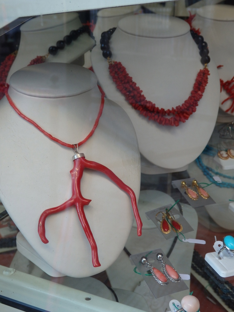 Lovely Coral Necklaces