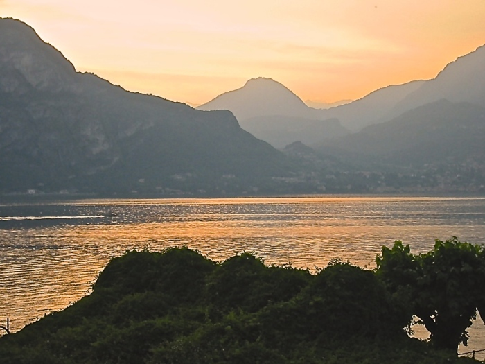 Lake Como Sunset