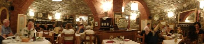Cantina Pizzeria, Greve in Chianti