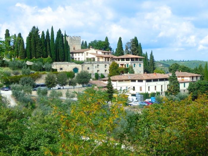 Castello Verrazzano in Chianti