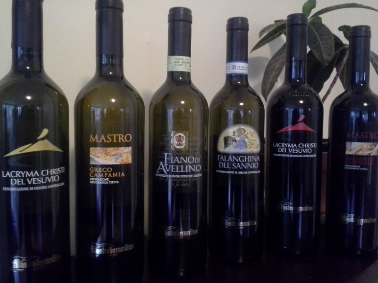 Featured Mastroberardino Wines