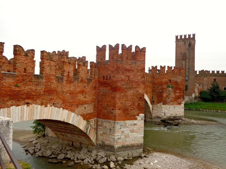 Castelvecchio, 'old castle', was the most important military structure of the Scaliger empire that ruled the city during the Middle Ages