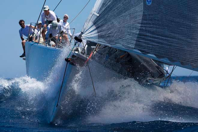 ALEGRE, Sail n: GBR8728R, Owner: OLLY CAMERON, Group 0 (IRC >18.29 mt)- 2013 Giraglia Rolex Cup -  Marcel Mochet / Route des Princes