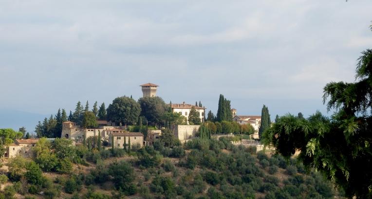 Villa Vignamaggio in Greve in Chianti