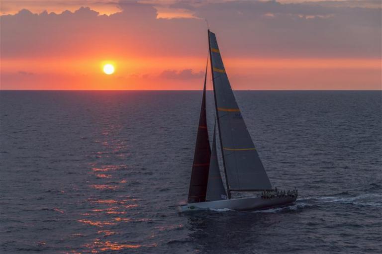 Peaceful Sailing!