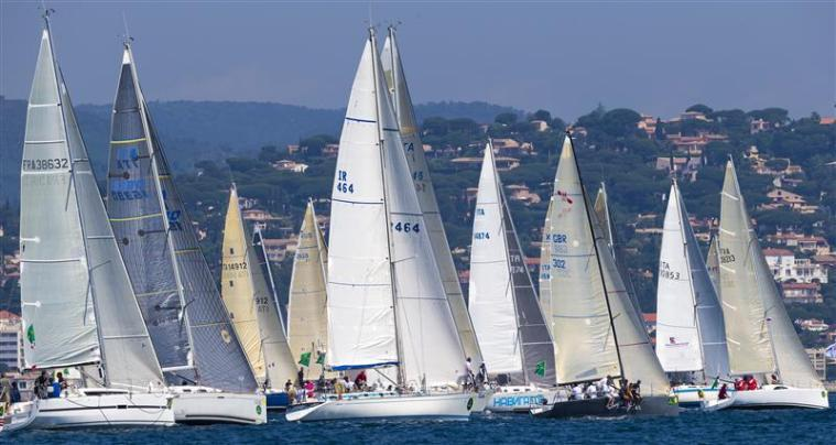 Sanremo is the start of the La Giraglia 2014