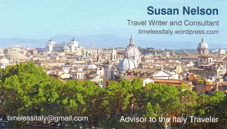 First trip to Italy? Let me help you put together an exciting itinerary designed to your specific interests.