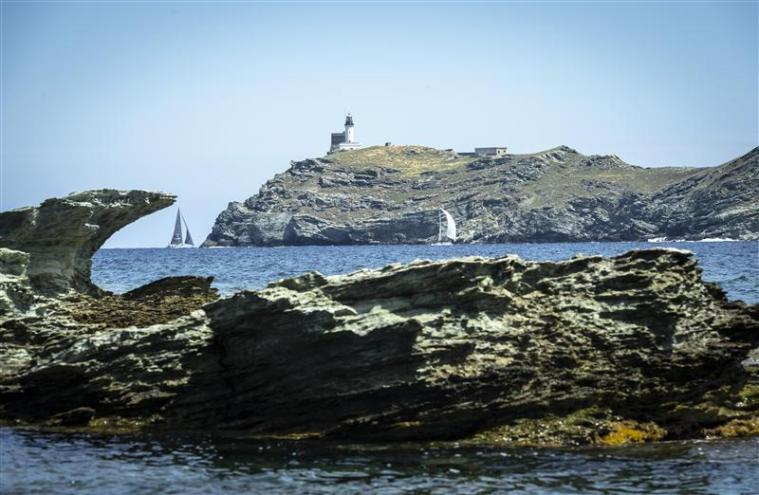 The Giraglia Rock