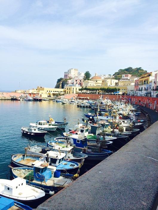 Port of Ponza