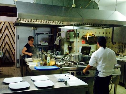 Restaurant Il Giardino, Ventotene