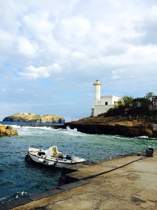 Lighthouse on the Old Roman Port