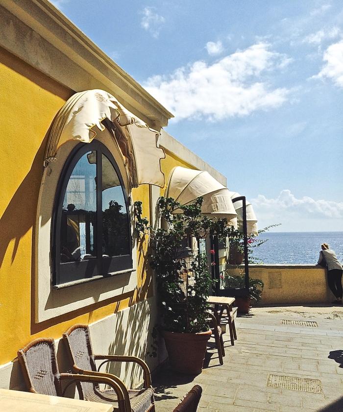 Le Terazze di Mimmo for lunch!