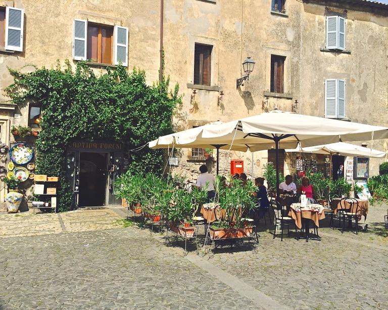Orvieto restaurant