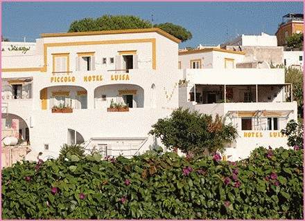 Hotel Piccolo Louisa on Ponza