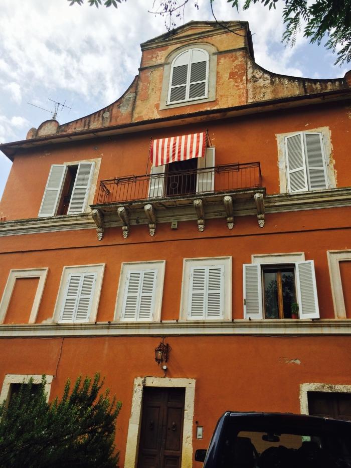 The Orsini Family Homestead