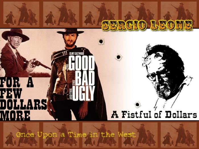 SergioLeone Dollar movies