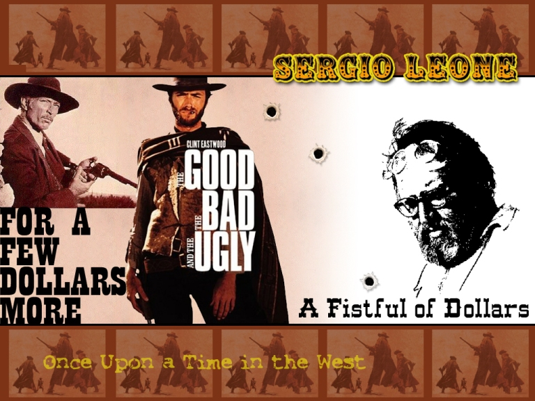 SergioLeone Dollar movies
