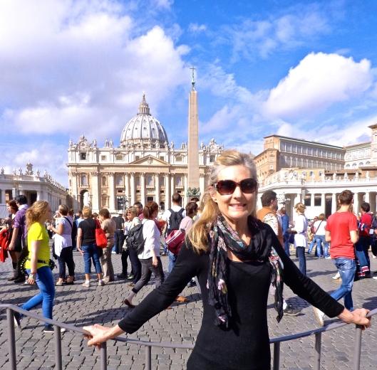 St. Peter's Basilica September 2014