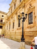 The baroque town of Lecce ~ incredibly moving architecture