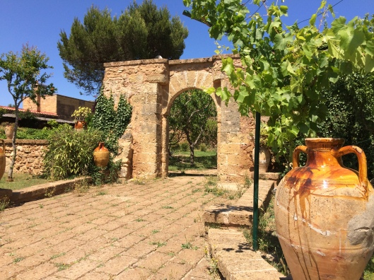 Masseria Provenzani in Puglia where I spent 10 days