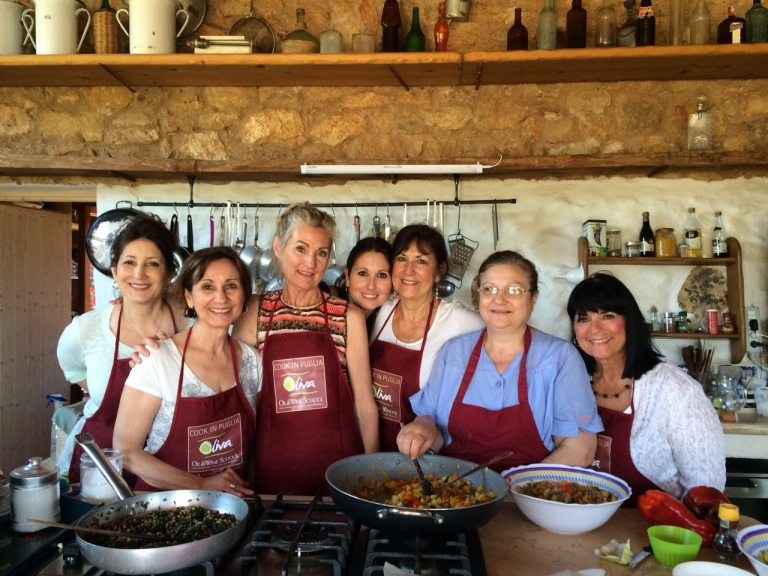 Cooking Classes! Never knew I could do it and have so much fun!