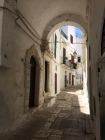 "Ostuni, the ""white city"" of Puglai"