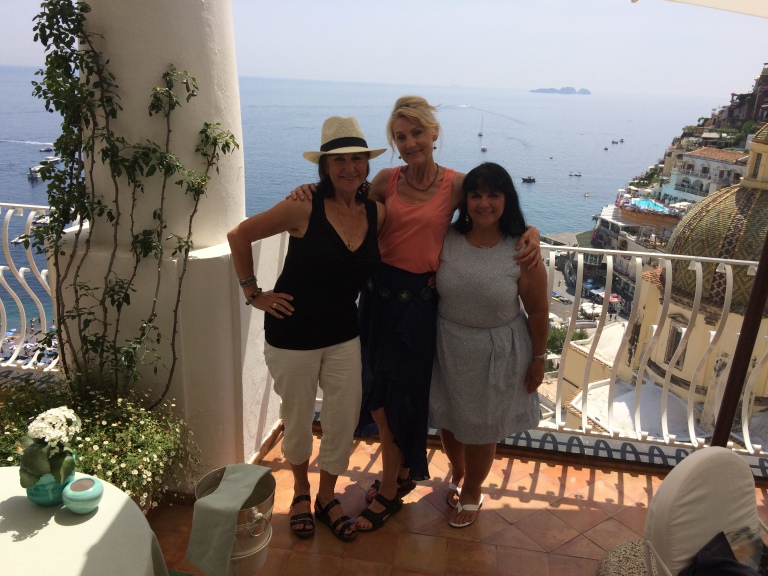 A terrace photo from Ristorante La Sponda in Positano