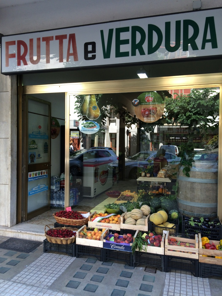 Market in Lecce packed with much more than fruits and vegetables