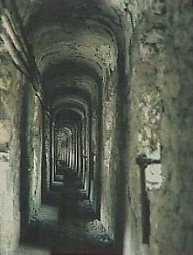 Castel Sant'Angelo passetto inside