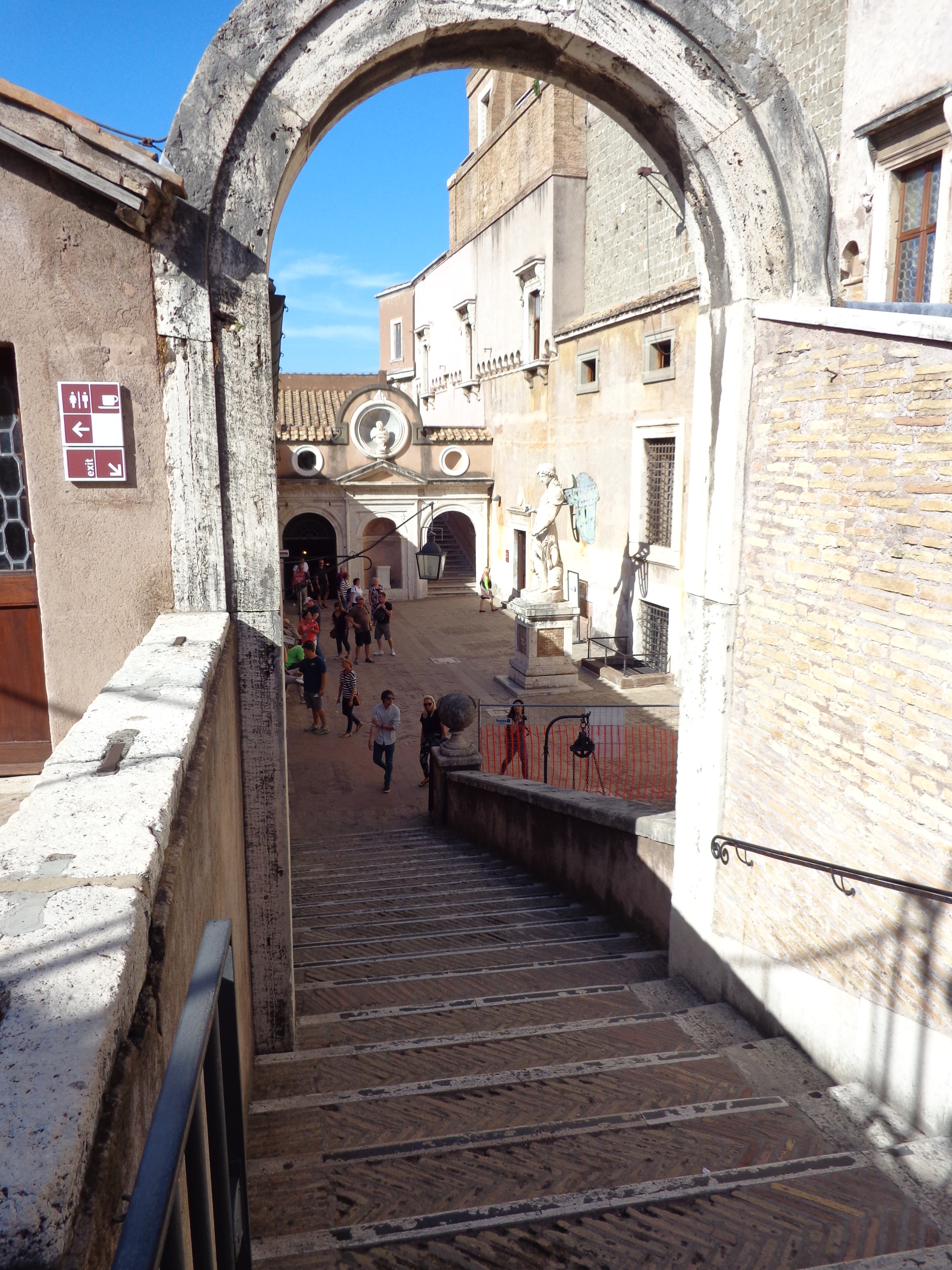 Castel Sant Angelo A Turbulent Tale Of Angels And Demons