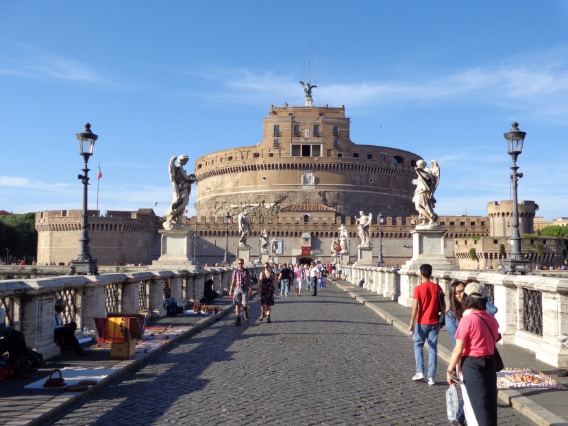 Castel Sant'Angelo: A Turbulent Tale of Angels and Demons
