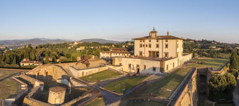 Forte Belvedere, Florence