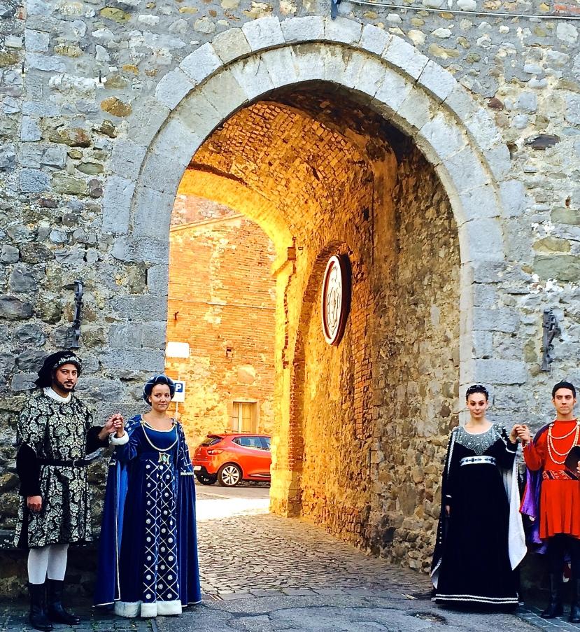 Monteleone d'Orvietto~ Italy's Little Village Has a Lot ofPride