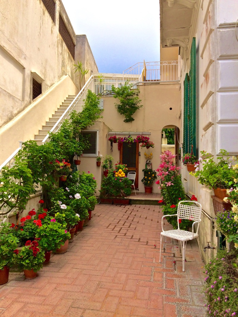 The Little Courtyards of Puglia