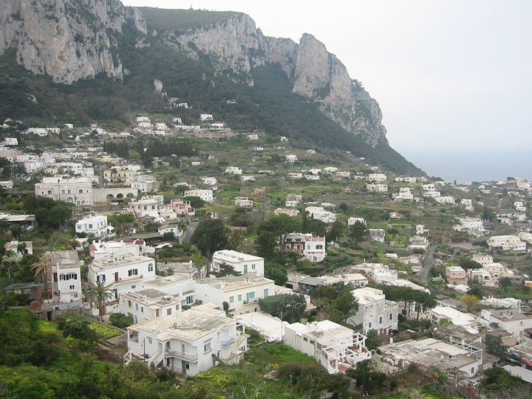 Capri, Cefalu, Orvietto, Florence, Genoa, Bolsena, Lecci, Napoli 069