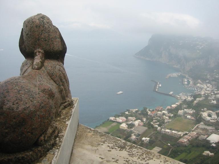 Capri, Cefalu, Orvietto, Florence, Genoa, Bolsena, Lecci, Napoli 079