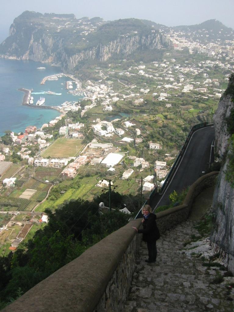 Capri, Cefalu, Orvietto, Florence, Genoa, Bolsena, Lecci, Napoli 092