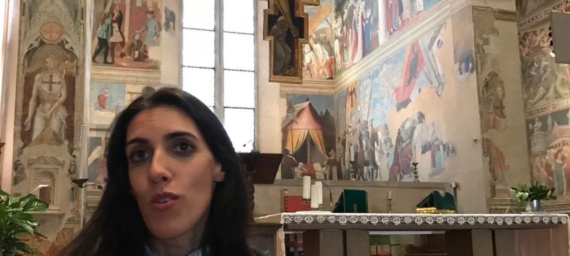 Meet Sandra Giusti, Arezzo's GraciousAmbassador