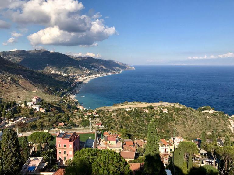 Taromina, Sicily